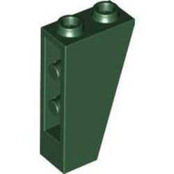 Dark Green Slope, Inverted 75 2 x 1 x 3