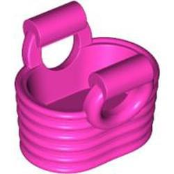 Dark Pink Minifigure, Utensil Basket