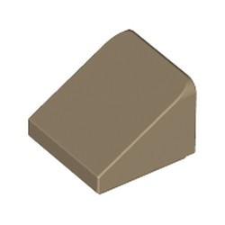 Dark Tan Slope 30 1 x 1 x 2/3 - new