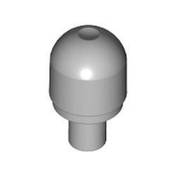 Light Bluish Gray Bar with Light Cover (Bulb) / Bionicle Barraki Eye - new