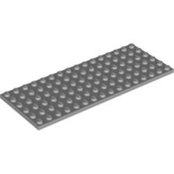 Light Bluish Gray Plate 6 x 16