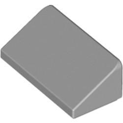 Light Bluish Gray Slope 30 1 x 2 x 2/3 - new