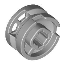 Light Bluish Gray Wheel 11mm D. x 6mm with 8 Spokes