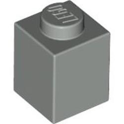 Light Gray Brick 1 x 1