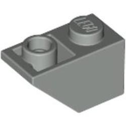 Light Gray Slope, Inverted 45 2 x 1