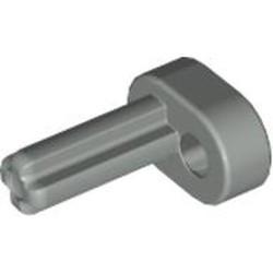 Light Gray Technic, Engine Crankshaft - used