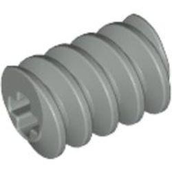 Light Gray Technic, Gear Worm Screw, Long