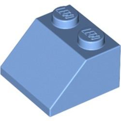 Medium Blue Slope 45 2 x 2