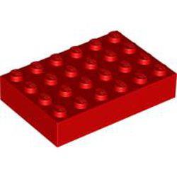 Red Brick 4 x 6