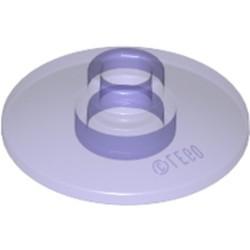 Trans-Purple Dish 2 x 2 Inverted (Radar)