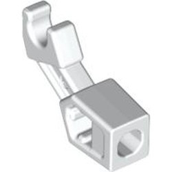 White Arm Mechanical, Exo-Force / Bionicle, Thin Support - new