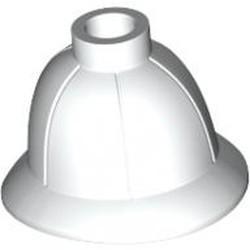 White Minifigure, Headgear Pith Helmet - used