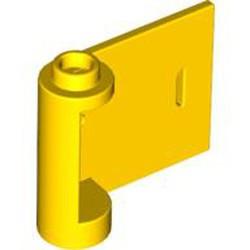 Yellow Door 1 x 3 x 2 Right - Open Between Top and Bottom Hinge