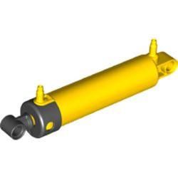 Yellow Pneumatic Cylinder V2 2 x 11
