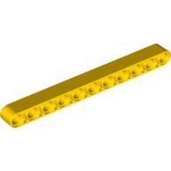 Yellow Technic, Liftarm Thick 1 x 11