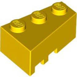 Yellow Wedge 3 x 2 Right