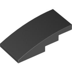 Black Slope, Curved 4 x 2