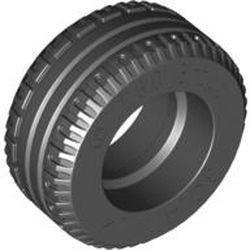 Black Tire 30.4 x 14 Solid