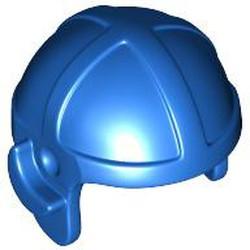 Blue Minifigure, Headgear Cap, Aviator - used