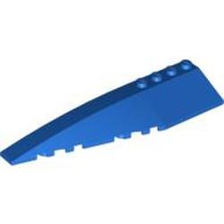 Blue Wedge 12 x 3 Left
