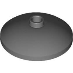 Dark Bluish Gray Dish 3 x 3 Inverted (Radar)