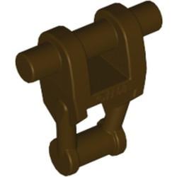 Dark Brown Torso Mechanical, Battle Droid - new