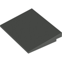 Dark Gray Slope 10 6 x 8 - used