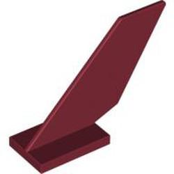 Dark Red Tail Shuttle