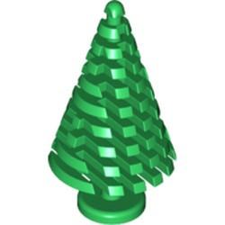 Green Plant, Tree Pine Large 4 x 4 x 6 2/3 - used