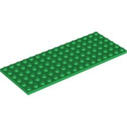 Green Plate 6 x 16