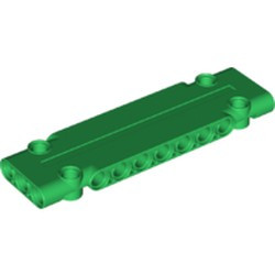 Green Technic, Panel Plate 3 x 11 x 1 - new