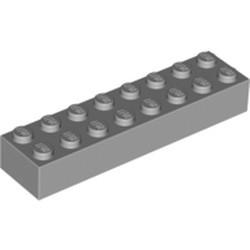 Light Bluish Gray Brick 2 x 8