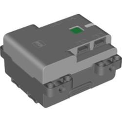 Light Bluish Gray Electric Battery Box Powered Up Bluetooth Hub with Dark Bluish Gray Bottom