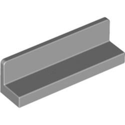 Light Bluish Gray Panel 1 x 4 x 1 - used