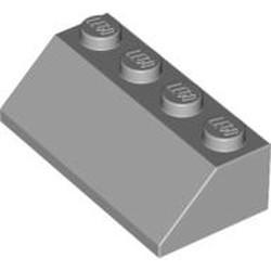 Light Bluish Gray Slope 45 2 x 4 - new