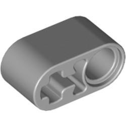 Light Bluish Gray Technic, Liftarm Thick 1 x 2 - Axle Hole