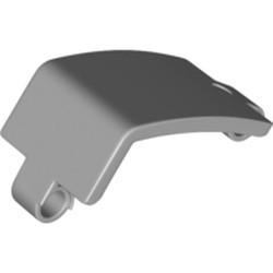 Light Bluish Gray Technic, Panel Curved 3 x 5 x 3