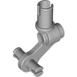 Light Bluish Gray Technic Pin with Dual Wheels Holder