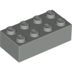 Light Gray Brick 2 x 4