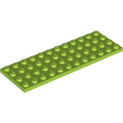 Lime Plate 4 x 12