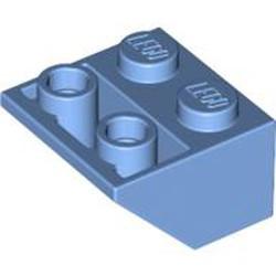 Medium Blue Slope, Inverted 45 2 x 2 - new