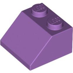 Medium Lavender Slope 45 2 x 2 - new