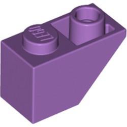 Medium Lavender Slope, Inverted 45 2 x 1
