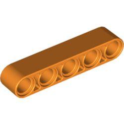 Orange Technic, Liftarm Thick 1 x 5