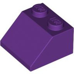 Purple Slope 45 2 x 2