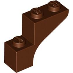 Reddish Brown Arch 1 x 3 x 2