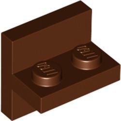 Reddish Brown Bracket 2 x 2 - 1 x 2 Centered - new