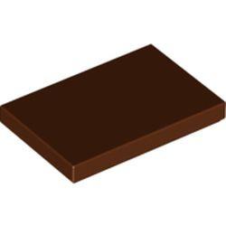 Reddish Brown Tile 2 x 3