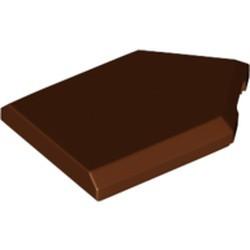 Reddish Brown Tile, Modified 2 x 3 Pentagonal - new
