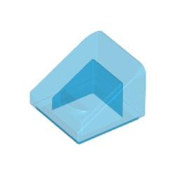 Trans-Dark Blue Slope 30 1 x 1 x 2/3 - new